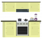 kitchen-with-oven